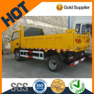 Dongfeng Mini Dump Truck 95HP pictures & photos