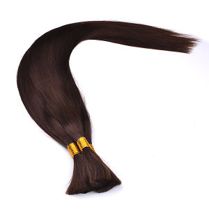 100% Virgin Remy Human Hair Bulk pictures & photos