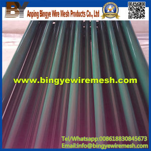 Painted Guardrail for Bridge Guardrail Used with ISO pictures & photos
