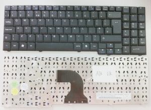 UK Notebook Laptop Keyboard for Asus A7 A7s A7k Mx35 Mx45 Mx51 pictures & photos