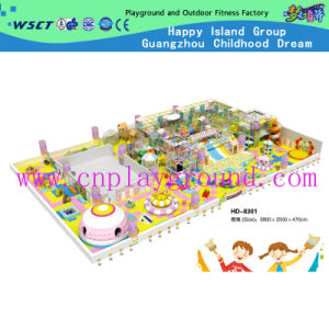Large-Scaled Soft Play for Indoor Playground From Guangzhou Factory (HD-8301) pictures & photos