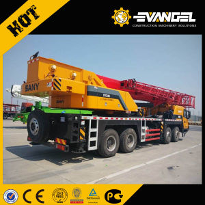 2018 New Sany 50ton Mobile Truck Crane Stc500s Cheap Price pictures & photos