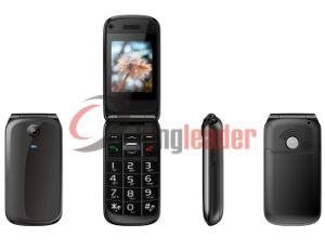 """2.2"""" Dual SIM Flip Senior Mobile Phone (W15) pictures & photos"""
