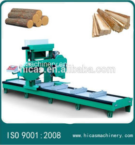 Professional Bandsaw Portable Horizontal Sawmill Machine pictures & photos