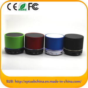 Customized Design LED Light Portable Wireless Mini Bluetooth Speaker (EB-S11) pictures & photos