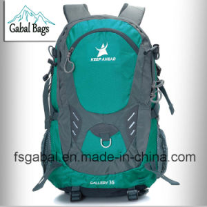 Outdoor Camping Mountain Traveling Sports Hiking Bag Backpack pictures & photos