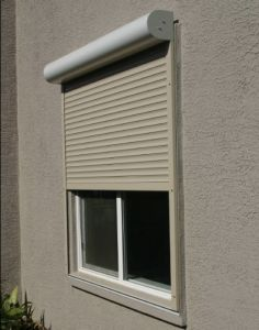 Light Weight Roller Shutters Window pictures & photos