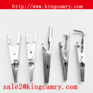 Metal Clamps Clip/Alligator Clip/Blank Tie Clip/Crocodile Clip pictures & photos