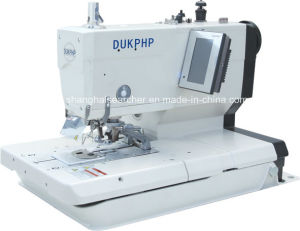 Dukphp (Eyelet buttonholing) Durkopp Style Computer Eyelet Buttonholer Sewing Machinery (HP588-141)