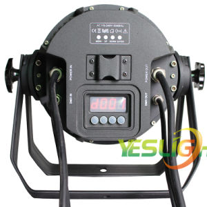 Watrproof Stage LED Light 18PCS*15W RGBWA 5in1 Disco Light Manufacturer pictures & photos