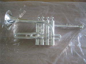 Piccolo Trumpet / Bb Trumpet/ Brass Instrument Trumpet pictures & photos