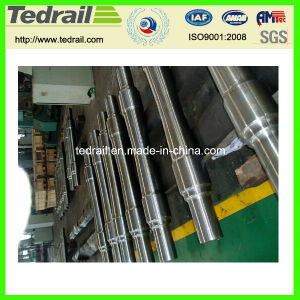 F Type Axle for Package Bearing pictures & photos