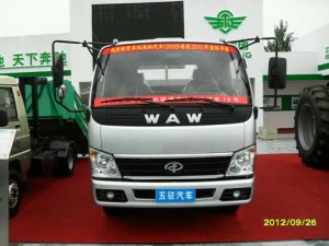 Flat Truck with Diesel Engine pictures & photos