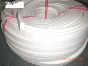 Food Grade Silicone Cord, Silicone Profile, Silicone Extrusion Made with 100% Virgin Silicone Without Smell pictures & photos