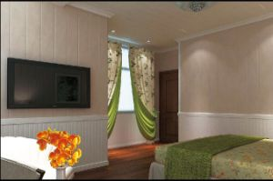 Home Interior Decoration WPC Wall Panel Wall Cladding (W2-P3) pictures & photos