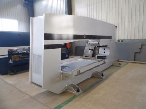CNC Turret Punch Press Machine Tools Es300 pictures & photos