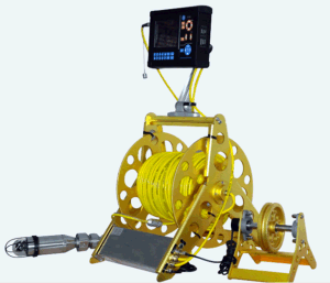 Borehole Inspection Camera with Pan/Tilt Camera pictures & photos
