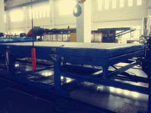 PC, PP Corrugated Sheet Extrusion Machine pictures & photos