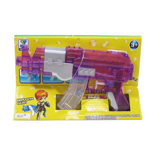 Newest Solid Color Plastic Water Gun with Children (10205684) pictures & photos