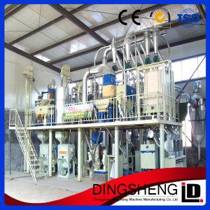 High Quality Automatic Bidragon Wheat Flour Mill Machine pictures & photos