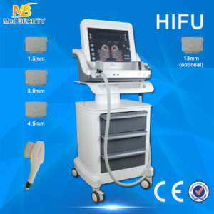High Intensity Focused Ultrasound Hifu Equipment for Face Lifting pictures & photos