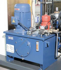 Hydraulic Unit for Foaming Machine pictures & photos