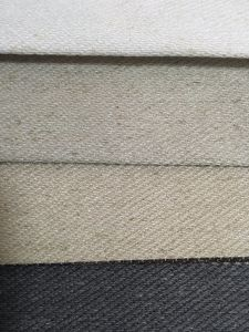 Linen Sofa Fabric/High Quality Woven Fabric (JX017) pictures & photos