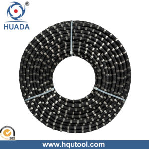 Diamond Cutting Wire for Granite, Marble Bench Cutting, SGS pictures & photos
