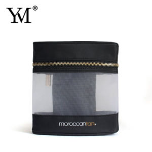 Fashion High Quality Custom Design Mesh Cosmetic Bag pictures & photos
