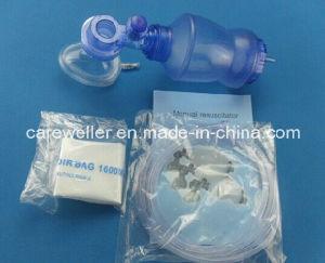 Disposable PVC Silicone Mannual Resuscitator Ambu Bag pictures & photos