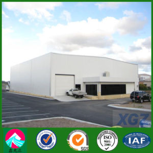 Steel Frame Aircraft Hangar with High-quality Sliding Door (XGZ-A016) pictures & photos