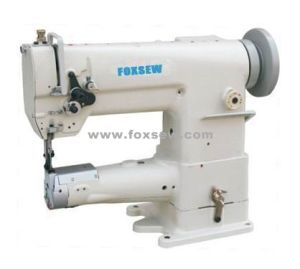 Single Needle Cylinder Bed Sewing Machine for Package pictures & photos