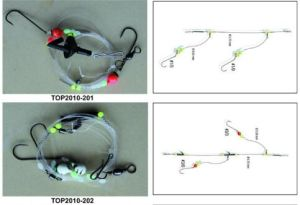 Sabiki Rigs-Fishing Sabiki Rig-Fishing Tackles Top2010-201/202/203/204