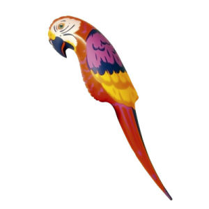 Bird Toy 50cm PVC or TPU Inflatable Parrot pictures & photos