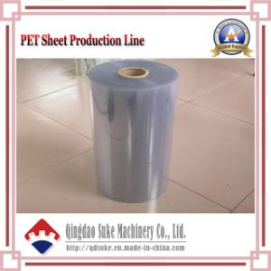 Pet Sheet Extrusion Making Machine pictures & photos