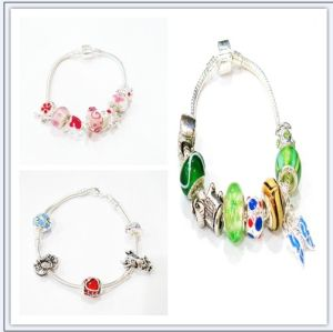 Fashionable Bead Rhinestone Bracelet (DBH001)