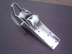 Stainless Steel Bow Rollers