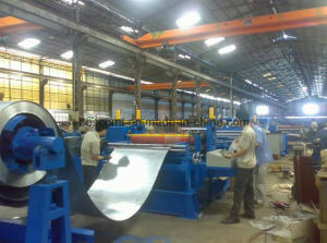 Cut to Length Line for Sale, Automatic Produce Line for Metal Sheet pictures & photos