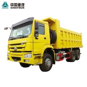 HOWO 6X4 20-30ton Truck Dump Truck (ZZ3257N3847A) pictures & photos