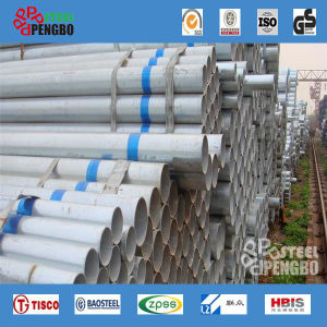 A53 (A, B) A106 (B C) A335 Carbon Seamless Steel Pipe pictures & photos