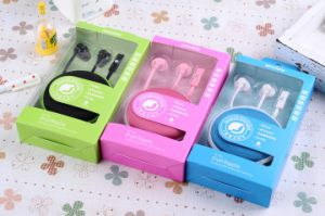 Well Designed Stereo Sound Earphone