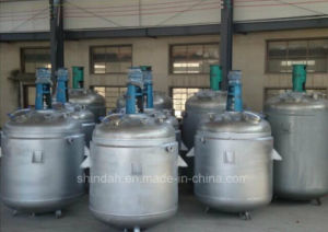 UF Urea-Formaldehyde Resin Production Line Reactor pictures & photos