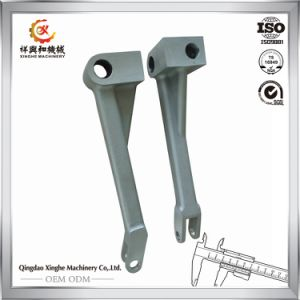 45# Steel Auto Part Steel Sand Casting Control Arm pictures & photos