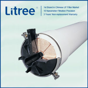Litree Brand UF Hollow Fiber Membrane Module for Wastewater Treatment pictures & photos