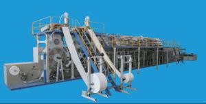 Semi Automatic Adult Diaper Making Machine (JWC-LKZ) pictures & photos