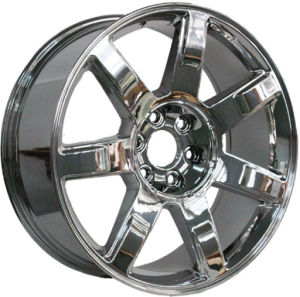 Replica Car Chrome Alloy Rim Wheel pictures & photos
