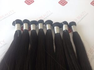 Best Quality Remy Hair Hand Tied Weft Virgin Hair pictures & photos