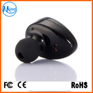 for iPhone Samsung Mobile Phone Use Wireless Bluetooth in-Ear Headset with Build-in Microphone pictures & photos