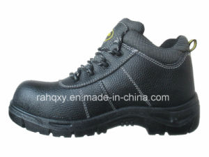 Professional Full Plastic Buckles Safety Shoes (HQ01021) pictures & photos
