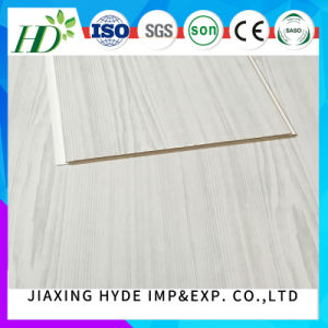 20cm Width Wooden PVC Ceiling Decoration Panel China Manufacturer pictures & photos